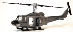 I just can't get enough (psiaki) Tags: army chopper lego bell vietnam huey helicopter rotor iroquois moc swashplate uh1