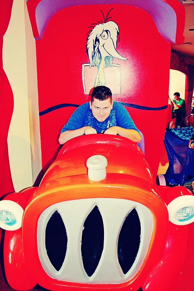 Seuss racing