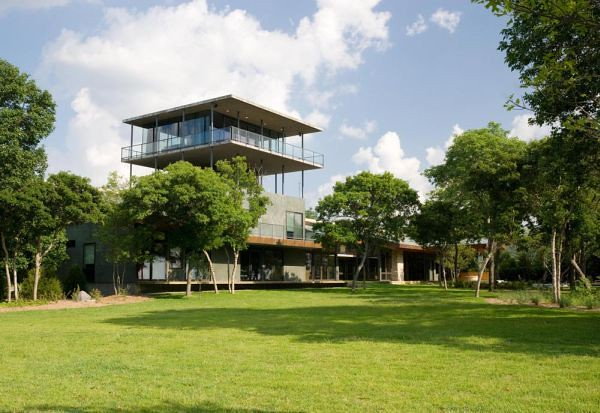 modern huis