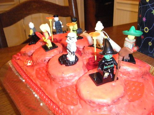 Lego Birthday Cake 1