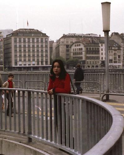 ジュネーブ/モンブラン橋 1979年10月13日 by Poran111