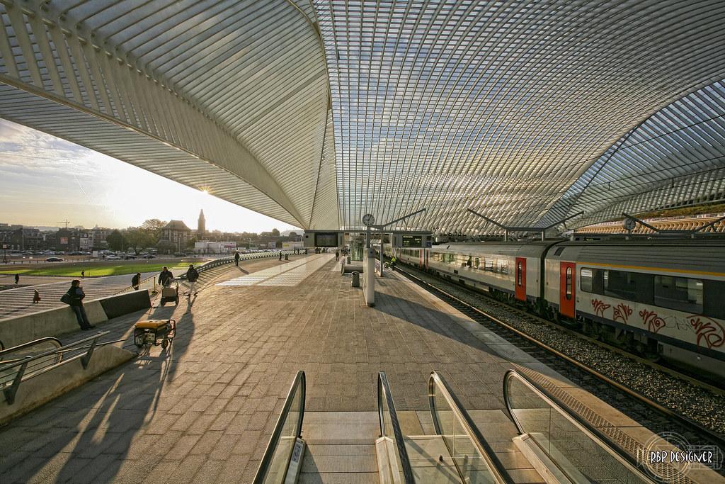 Ličge-Guillemins Station