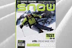 SNOW 49 + 2 SKIPASY ZDARMA