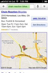 Google Places Example on iPhone: Chain Reactio...