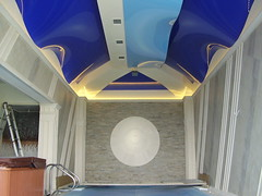 Лаков таван в 2 цвята над басейн (Триком-В Е00Д) Tags: private tavan tavani дизайн tricom интериор basein clipso opanat тавани ремонти опънатитавани барисол окаченитавани opanatitavani триком клипсо опанаттаванварна окачени таваниopanati еластичнитавани таванидизайн френскитавани стениинтериор