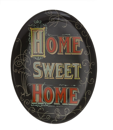 John Derian for Target Home Sweet Home Serving Plate