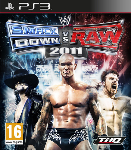 Smack Down vs. Raw 2011