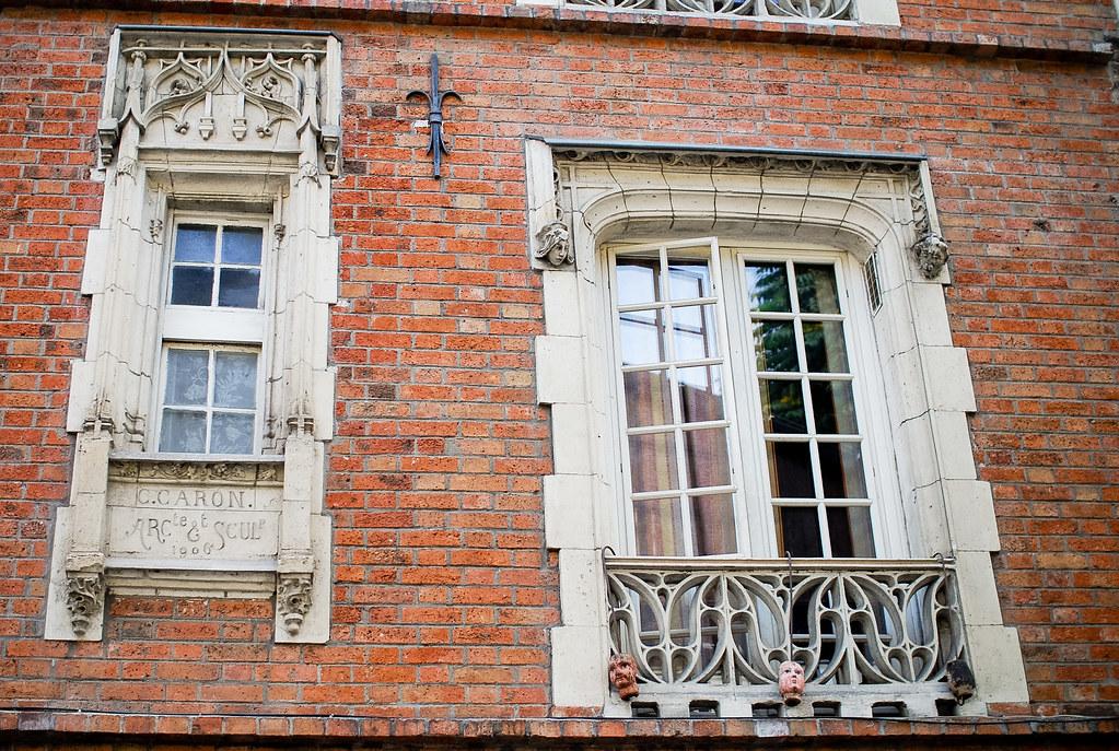 Maison rue de l'Ermitage