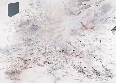 Grey Area, Julie Mehretu