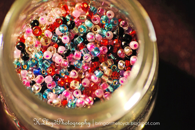 Beads in a jar - wm