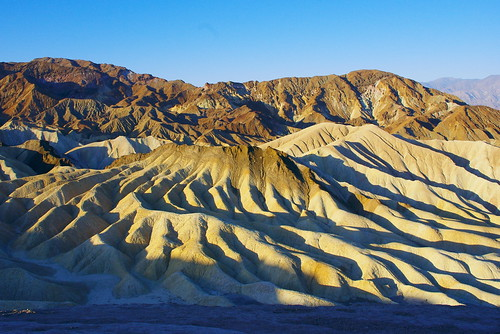 Zabriski point (Death Valley)