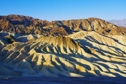 Zabriski point (Death Valley)