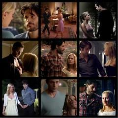 True Blood - Sookie, Bill, Eric & Alcide Collage (FangtasiaVamp) Tags: trueblood sookieeric sookiebill sookiealcide