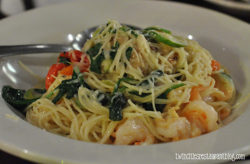 Monterey Shrimp Pasta at Tavern Grill ~ Blaine, MN