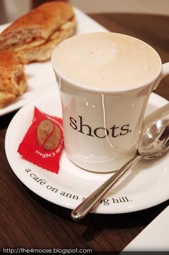 Shots - Hot Gourmet Coffee