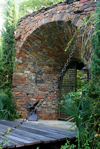 hobbit house drawbridge