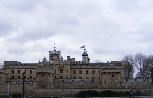 Tower of London. By Elizabeth Lutgendorff