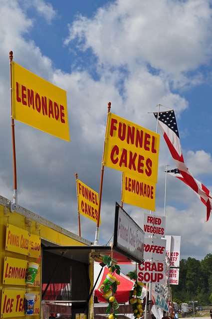 Lemonade and Funnel Cakes