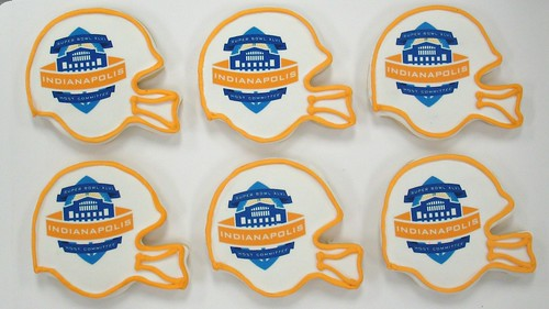 [Image from Flickr]:Indianapolis 2012 logo cookies for ICVA event