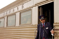 Zephyr (Mike Miley) Tags: railroad usa train union rail il streamliner irm illinoisrailwaymuseum cbq 9911a nebraskazephyr