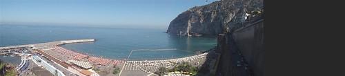Marina di Alimuri-Meta di Sorrento panorama a 360°