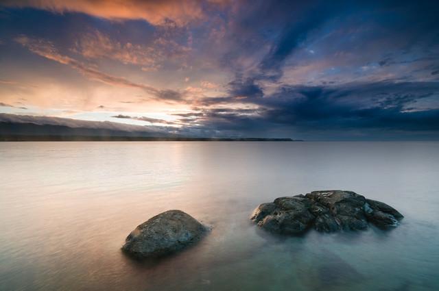 Hornby Island Sunset