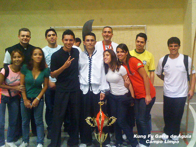 Campeonato em Cipó-Guaçu