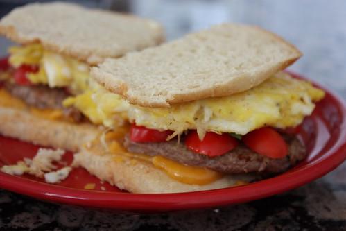 Turkey/Egg Breakfast