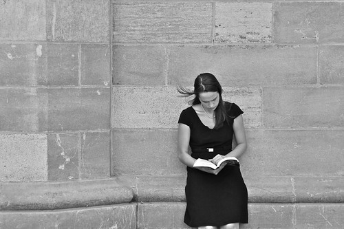 Reading at Notre Dame
