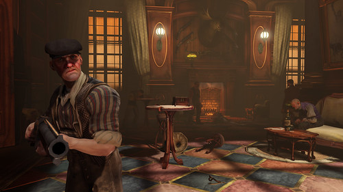 BioShock Infinite for PS3: Shotgun