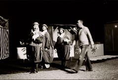 antisocial clowns (tartalom) Tags: dublin film night clowns yashica aggro yashicafx3 drunkclowns tartalom christophersweeney