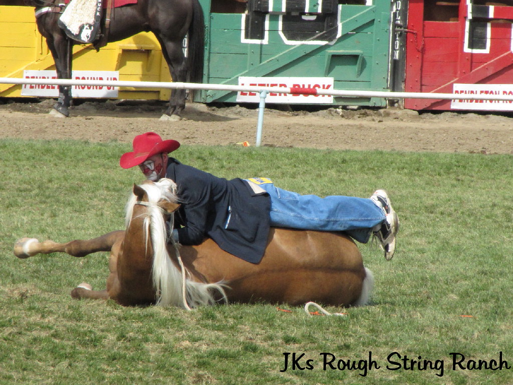 Keith Isley~Pendleton Round-Up 2010