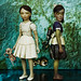 NECA BioShock 2 Young Eleanor & Little Sister