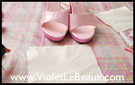 Bodyline Shoe Tutorial 2