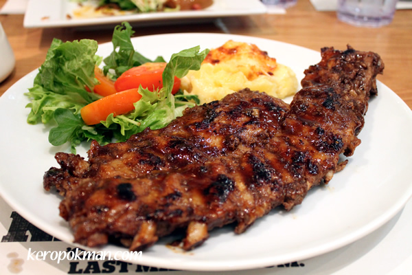 Hoisin Har Cheong Baby Back Ribs