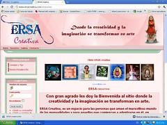 Mi nueva pagina web!!! (ERSA Creativa) Tags: pasta biscuit francesa flexible fria porcelana migajon