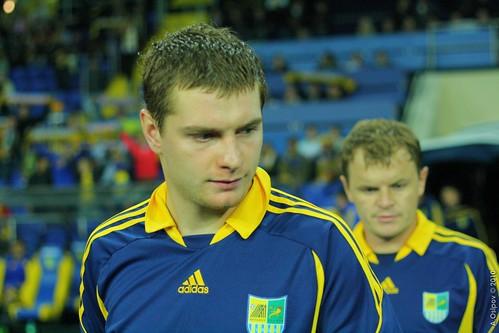 22/09/2010, 1/16 Кубка Украины, Металлист - Арсенал (Киев) - 1:2 Владимир Лысенко ©  Aleksandr Osipov