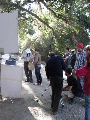 mailbox scene
