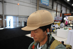 Yakkay helmets at Interbike