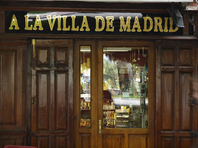 An Ode to Madrid