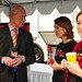 Tim Gunn, Ashley Duncan, Sally McDonough (NHLBI)