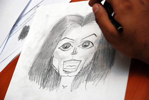 Caricature Workshop for Spire Research & Consulting - 36