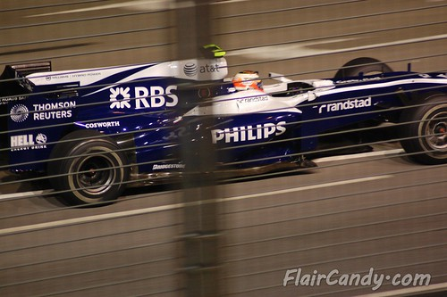 F1 Singapore Grand Prix 2010 - Day 1 (50)