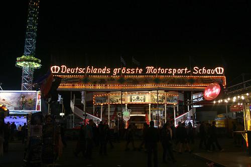 Deutschlands größte Motorsport-Schau