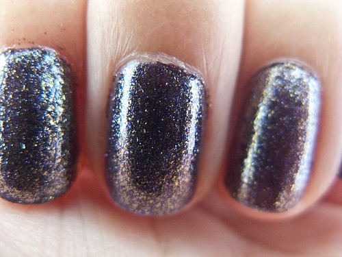 NOTD: Sally Hensen Xtreme Wear in Purple Gala