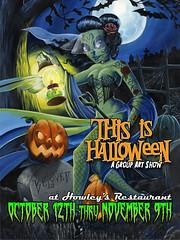 Howley's HalloweenShow-Front