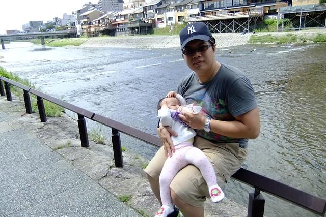 Zoe - 鴨川河畔