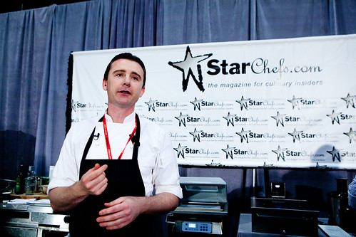 Chef Dan Hunter of Royal Mail, Dunkeld Australia