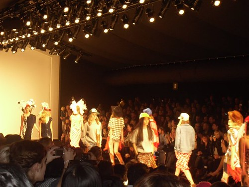 Final walk Ashish SS11