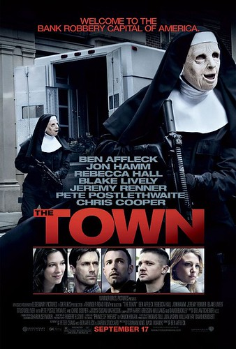 The Town movie review - www.WatchOnlineMovie.co.uk
